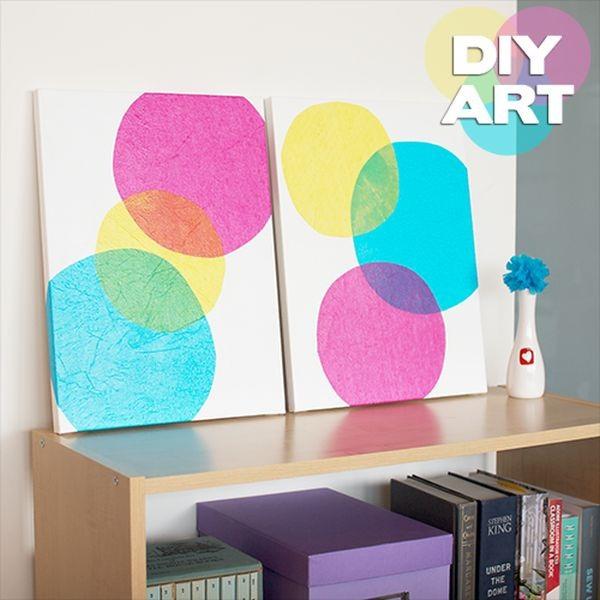20 ý tưởng có tự trang trí tường nhà dễ thực hiện (P1) 5