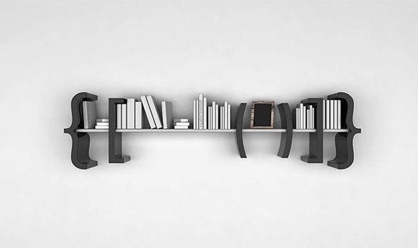 10 mẫu thiết kế kệ sách độc đáo và ấn tượng cho nhà bạn 7