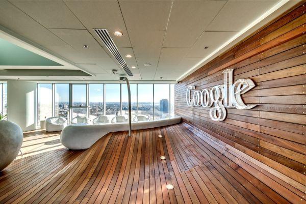 Mãn nhãn với văn phòng mới của Google 1