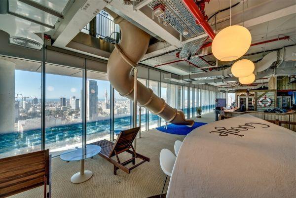 Mãn nhãn với văn phòng mới của Google 14