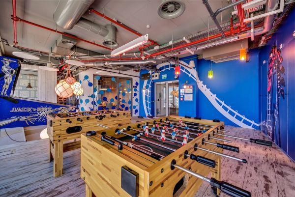 Mãn nhãn với văn phòng mới của Google 17