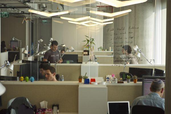 Mãn nhãn với văn phòng mới của Google 7