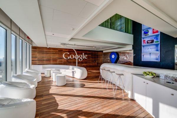 Mãn nhãn với văn phòng mới của Google 9