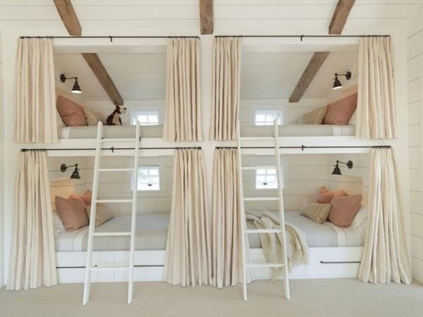 Những thiết kế giường ngủ độc và tiết kiệm diện tích 2
