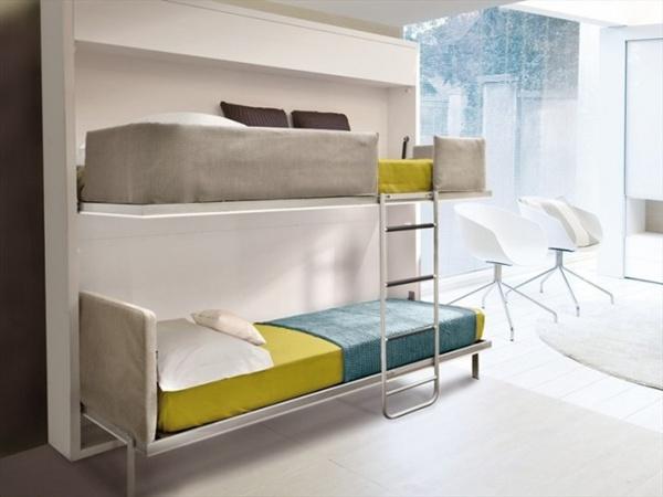 Những thiết kế giường ngủ độc và tiết kiệm diện tích 10