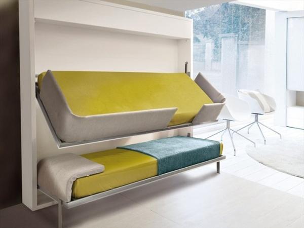 Những thiết kế giường ngủ độc và tiết kiệm diện tích 11
