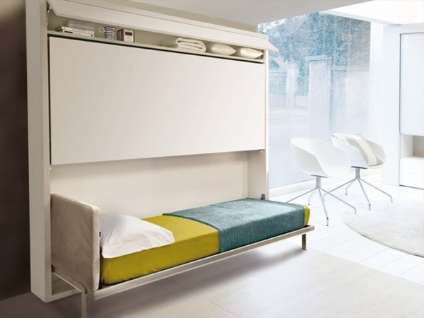 Những thiết kế giường ngủ độc và tiết kiệm diện tích 12