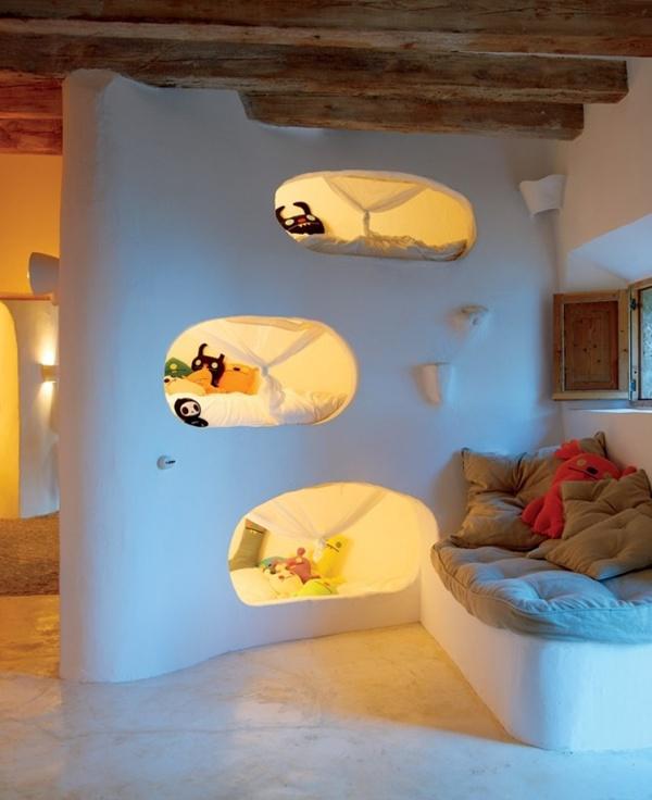 Những thiết kế giường ngủ độc và tiết kiệm diện tích 3