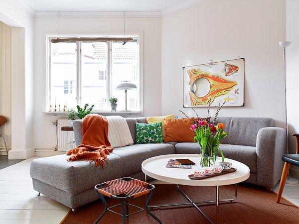 Ngắm căn hộ với phong cách Rustic cực độc đáo 2