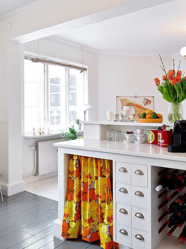 Ngắm căn hộ với phong cách Rustic cực độc đáo 9
