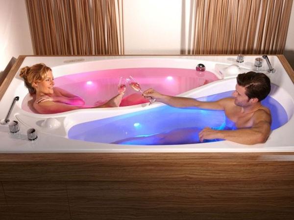 Bồn tắm uyên ương – món nội thất nhà tắm lãng mạn cho cặp đôi 6