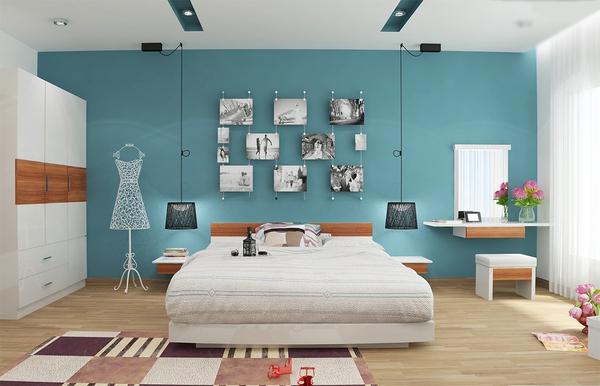nên hay không nên để gương trong phòng ngủ? 4