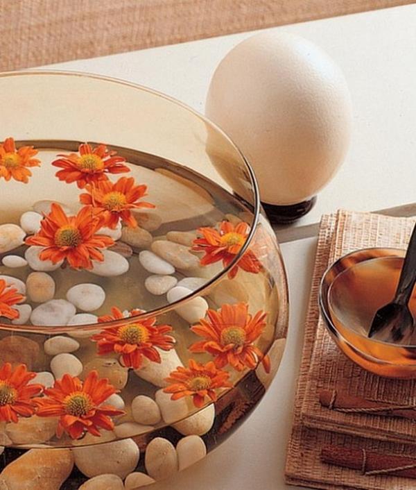 Cách chọn bình và cắm hoa cúc phù hợp với từng không gian sống 6