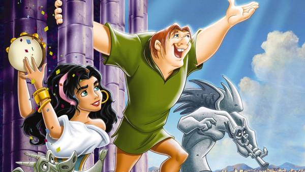 """Những """"chuyện người lớn"""" đằng sau các phim của Disney  9"""