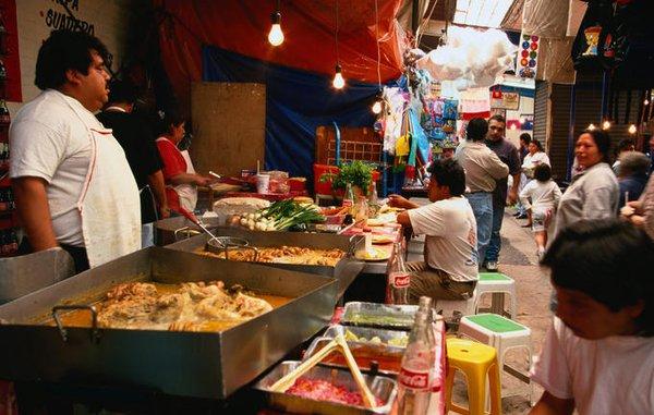 Tuyệt ngon những món ăn đường phố từ ngô của ẩm thực Mexico 1