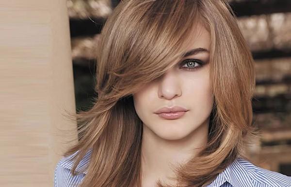 Tạo kiểu cho tóc ngang vai che khuyết điểm từng khuôn mặt 7