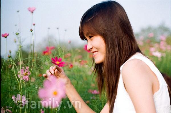Đi chơi sớm ở 3 vườn hoa tuyệt đẹp tại Hà Nội 5