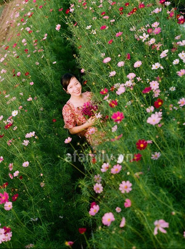 Đi chơi sớm ở 3 vườn hoa tuyệt đẹp tại Hà Nội 7