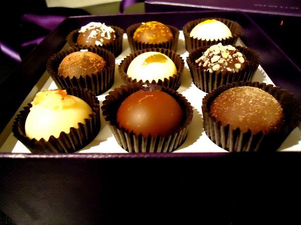 10 loại socola ngon nhất thế giới 2