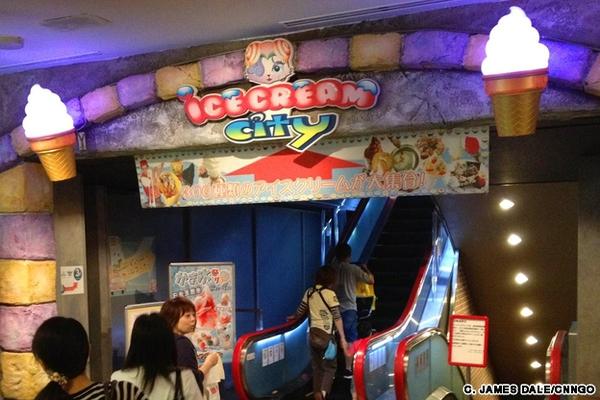 Tokyo - thành phố ngọt ngào nhất châu Á 4