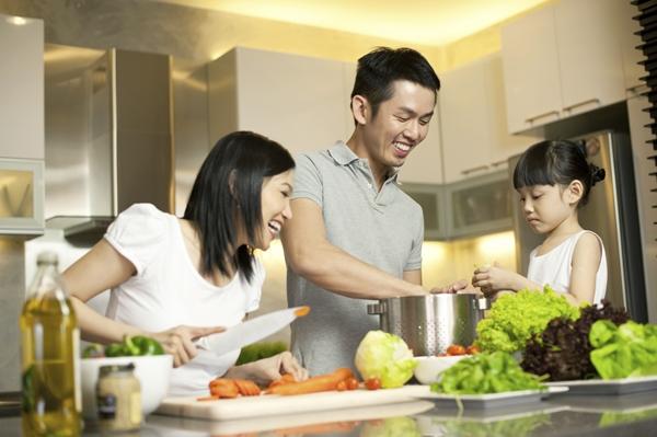 """""""Độc chiêu"""" giúp con mê ăn uống của một mẹ Việt 1"""