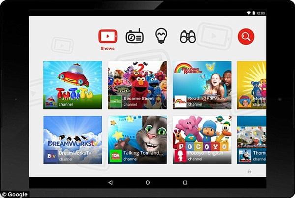 Gợi ý giúp mẹ cùng bé tìm hiểu kênh Youtube Kids dành riêng cho trẻ em 1