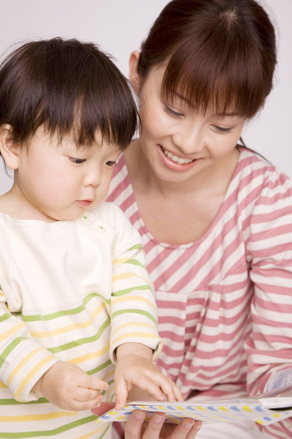 Mẹ Nhật dạy con 1