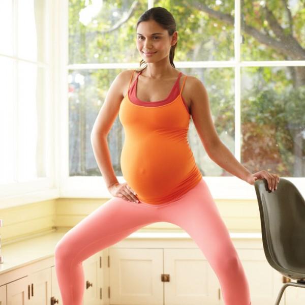 Tập thể dục trong thai kỳ 1