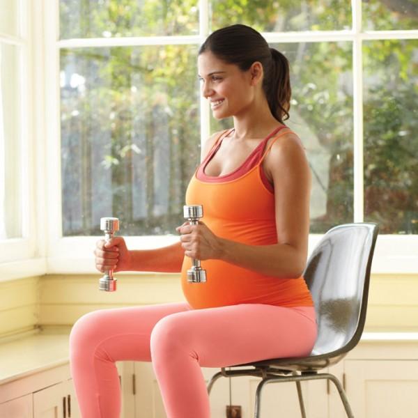 Tập thể dục trong thai kỳ 4