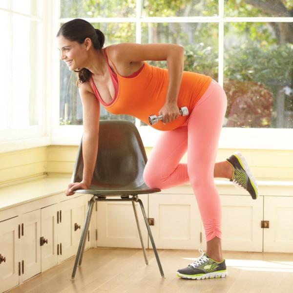 Tập thể dục trong thai kỳ 5