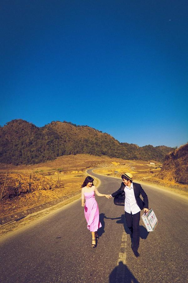 ảnh cưới khắp châu á