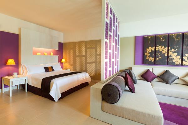 Thiết kế phòng ngủ theo phong cách Á Đông 2