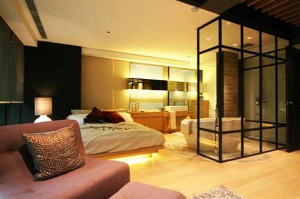 Thiết kế phòng ngủ theo phong cách Á Đông 9