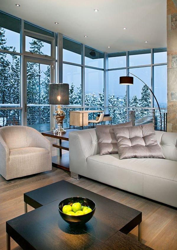 7 cách phối màu trang trí nhà tăng cảm hứng trong mùa đông 2