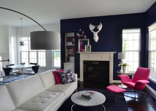 7 cách phối màu trang trí nhà tăng cảm hứng trong mùa đông 5