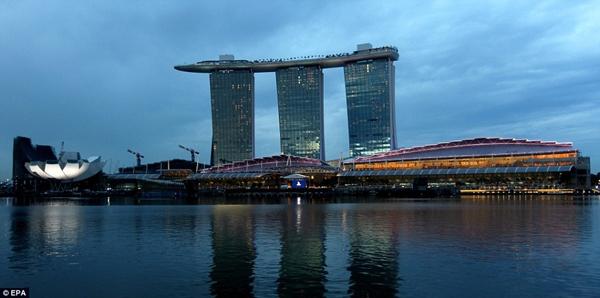 Chiêm ngưỡng 3 tòa nhà đắt và lộng lẫy nhất thế giới  1
