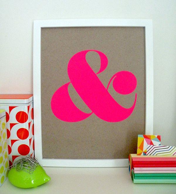 """""""Thổi bừng"""" phong cách cho phòng ngủ với gam màu Neon 6"""