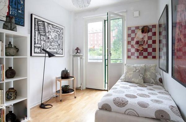 Giải pháp gỡ rối cho từng kiểu phòng ngủ nhỏ 2