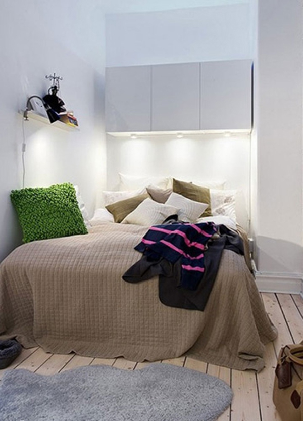 Giải pháp gỡ rối cho từng kiểu phòng ngủ nhỏ 5