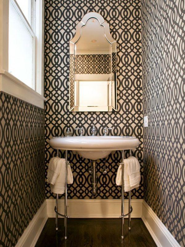 4 lưu ý bài trí  giúp phòng tắm hẹp ấn tượng hơn 9