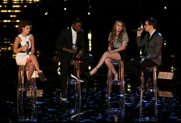 Cee Lo lại hoàn toàn trắng tay tại The Voice Mỹ mùa 5 4