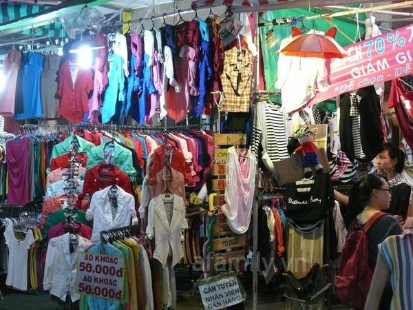 TPHCM: Chợ đêm Hạnh Thông Tây  3