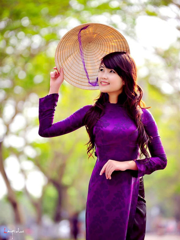 Những miền gái đẹp nổi tiếng nhất Việt Nam 7