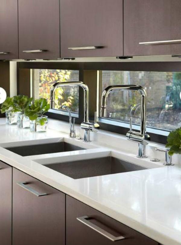 Giải pháp thông minh cho nhà bếp nhỏ 1