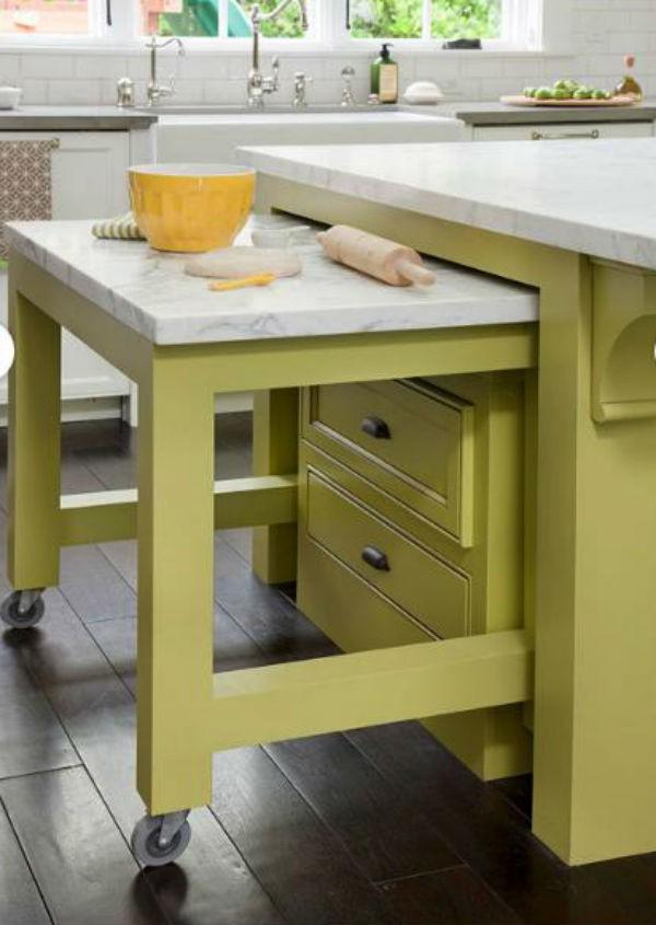 Giải pháp thông minh cho nhà bếp nhỏ 11