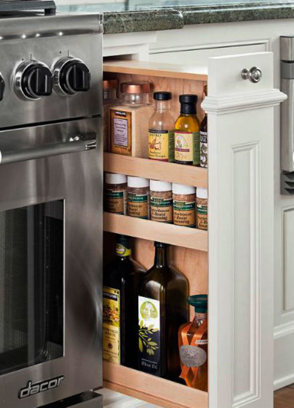 Giải pháp thông minh cho nhà bếp nhỏ 7