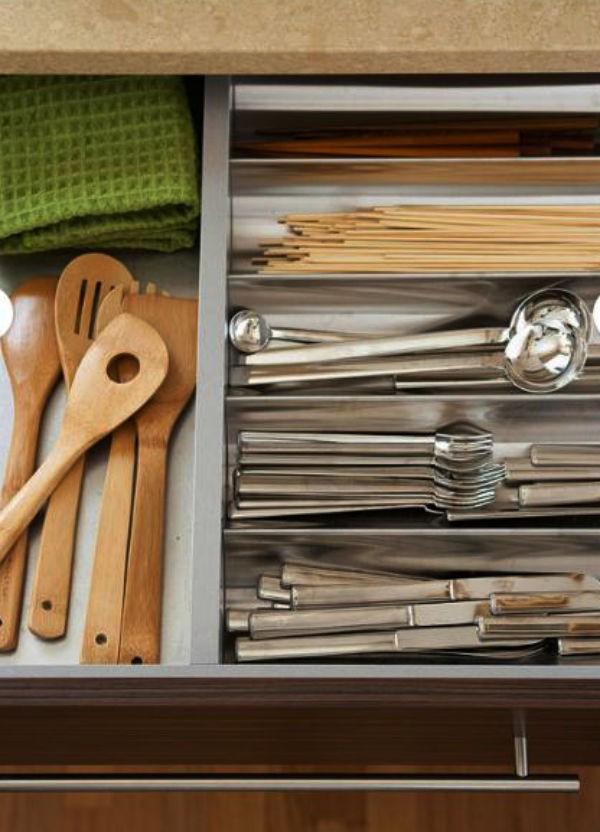 Giải pháp thông minh cho nhà bếp nhỏ 8