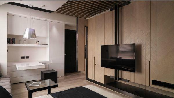 Bài trí nội thất thông minh và tiện nghi cho căn hộ 21 mét vuông 4
