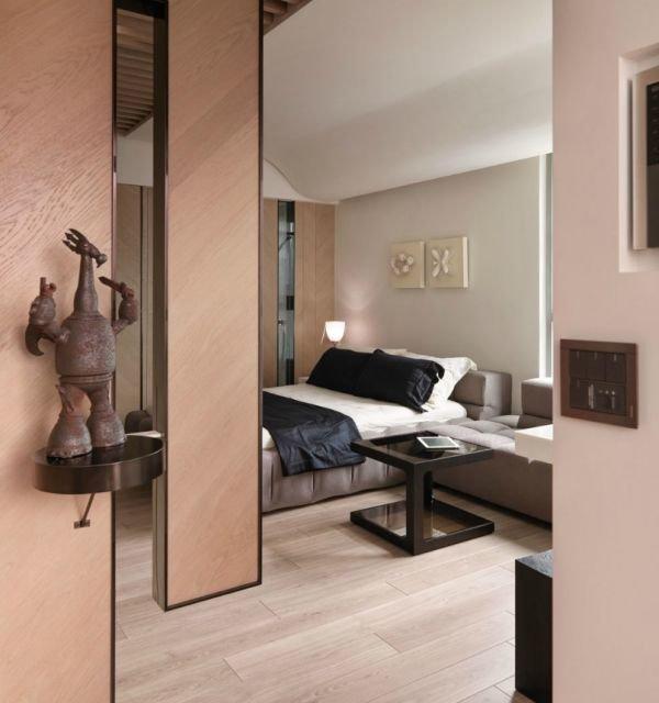 Bài trí nội thất thông minh và tiện nghi cho căn hộ 21 mét vuông 9