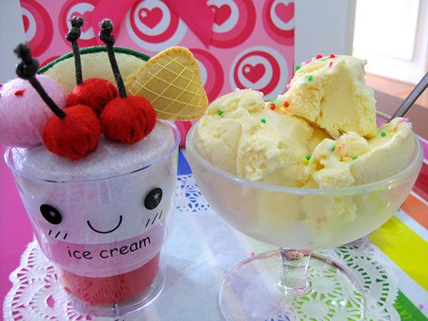 ăn kem mùa hè 2